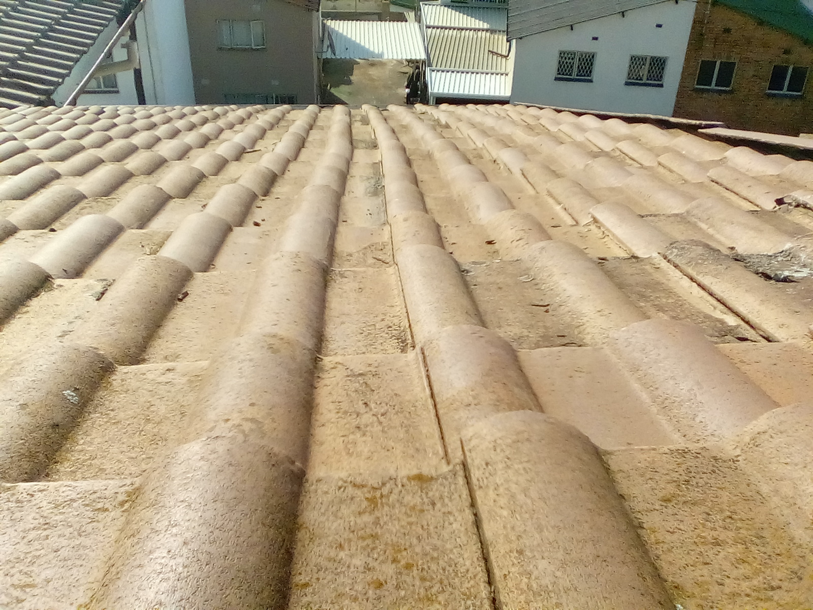 roofing project underlay batten replacement